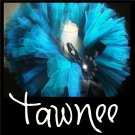 TAWNEE | TODDLER girls BOWS 'n BLING tutu