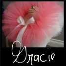 GRACIE | TODDLER girls BOWS 'n BLING tutu
