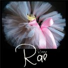 RINNIE RAE | TODDLER girls BOWS 'n BLING tutu