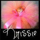 KRISSIE | TODDLER girls BOWS 'n BLING tutu