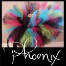 PHOENIX | TODDLER girls BOWS 'n BLING tutu