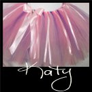 KATY | TODDLER girls BOWS 'n BLING tutu