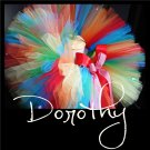DOROTHY | TODDLER girls BOWS 'n BLING tutu