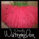 WENDY WATERMELON | TODDLER girls BOWS 'n BLING tutu