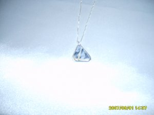Single Pendant on S/S Chain