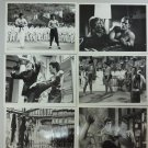 Bruce Lee Enter the Dragon Golden Harvest RARE B&W photos