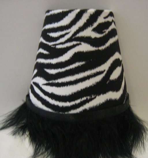 Zebra Print Boutique Night Light