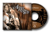 Ansel Brown Debut CD - PRE-ORDER