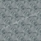 Silver Rosebuds Tiled Pattern Floral Background Digital File