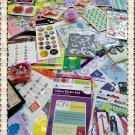 Wholesale new 230 sheets (8,000 pcs. up) scrapbook supplies, sticker, chipboard & Free shipping