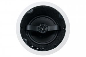 "EARTHQUAKE SS-82W 8"" ANGLED IN-CEILING SPEAKER EACH NEW SS82W"