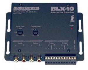 AUDIOCONTROL BLX10 BALANCED LINE RECEIVER- CAT5 TO 2SND/RC NEW