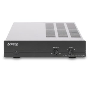 ATLANTIC SA-180 MONO SUB AMP AMP 180-WATT NEW