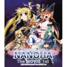 Mahou-shoujo Lyrical Nanoha The MOVIE 1st Blu-ray   from Japan