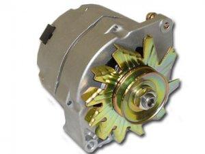 12 Volt 100 Amp POSITIVE GROUND 1 wire Alternator