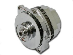 Chrome CS-144 150 amp High Output GM Alternator