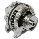 Chrysler Chrome High Amp OEM style Alternator
