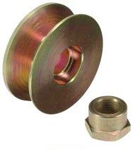 Wide Groove V Belt Alternator Pulley