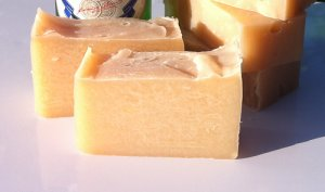 Shea Butter Beer Soap