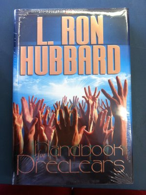 L. Ron Hubbard Handbook for Preclears Hardcover New  ISBN-978-1-4031-4411-9