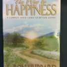 The Way to Happiness a Common Sense Guide to Better Living L. Ron Hubbard  hardcover new book