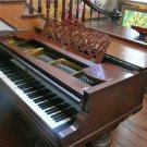 ANTIQUE GUSTAV KOSLER BABY GRAND PIANO! MUST SEE! - $3500!