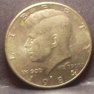 Kennedy Half Dollars 1984