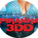 Botton Piranha 3DD