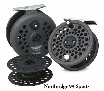 Fenwick Cartridge Fly Reel 5/6 NIB
