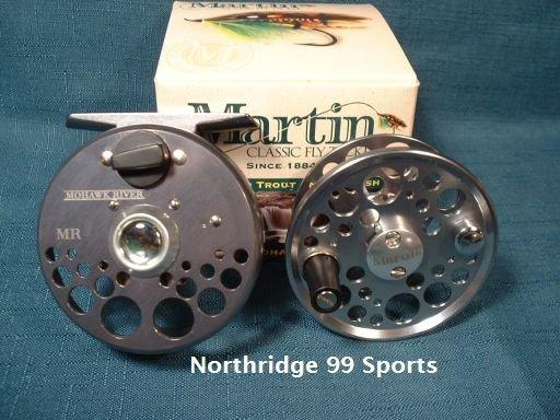 MARTIN MOHAWK RIVER Fly Reel Model MR56 NEW