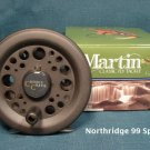 Martin Caddis Creek Fly Reel Model CC65 NEW