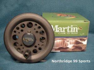 Martin Caddis Creek Fly Reel Model CC65 NEW