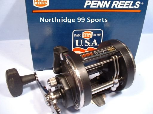 PENN 310GTi Super Level Wind  Reel NEW in Box