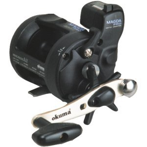 Okuma Magda Pro MA 20DX Line Counter Reel NIB