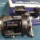 Okuma Magda Pro MA 30DX Line Counter Reel NIB