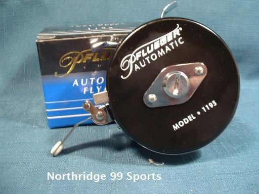 Pflueger Automatic Fly Reel Model 1195 NIB
