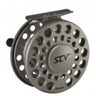 Okuma SLV 45 Aluminum Fly Reel Model Large Arbor NEW