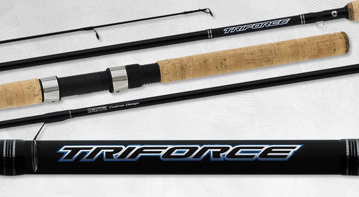 Daiwa TriForce Graphite Spinning Rod 7' M NEW