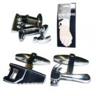 New Folding Hinge Twin Set Cufflinks Fun Quality Metal Hammer Saw Carpenter