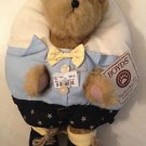 New Boyds Beary Tales Classic Fairy Tale Humpty Dumpty Teddy Bear