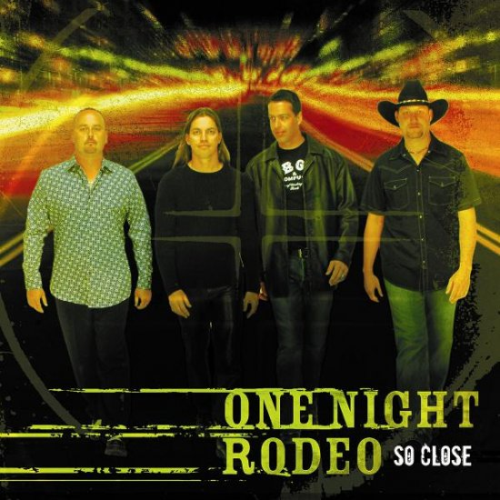 O.N.R. So Close CD