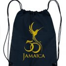 Jamaica 50 draw string bag