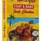Jamaica Island Spice Coat & Bake Jerk Chicken Pack of 6