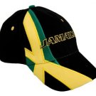 Jamaican Flag Base Ball Hat