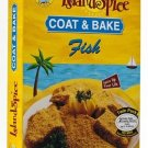 Jamaica Island Spice Coat & Bake Fish  Pack of 2