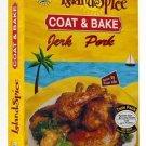 Island Spice Coat & Bake for Jerk Pork pack of 6