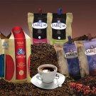 Jablum Jamaica Blue Mountain Coffee, Roasted Whole Bean, 16 oz bag