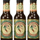 Jamaican Original Pickapeppa Sauce - 5 oz (3 Pack)