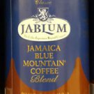 JABLUM 100% Blue Mountain Coffee Blend Roasted & Ground 8oz (Pack of 6)