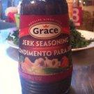 Grace Jamaican Jerk Seasoning Hot  (4 Pack)